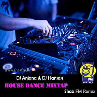 ELECTRO HOUSE MIX - Mix - Shaa FM Remix Downloads|Sinhala