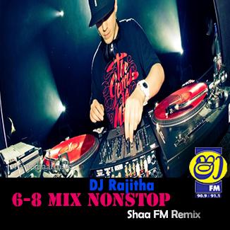DJ NON STOP MEGA MIX Dj Rajitha - SHAAFM RMX - Shaa FM Remix