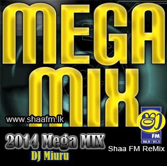 Aashiqui 2 MeGa MiX - Mix - Shaa FM Remix Downloads|Sinhala Songs