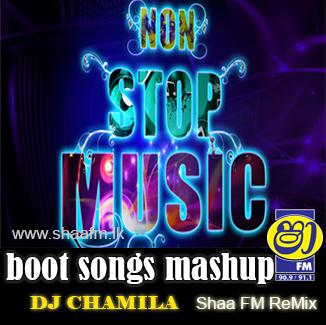 2014 English mashup(dj Look) - SHAAFM RMX - Shaa FM Remix